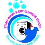 STEAM-WASH-DRY-CLEANERS-SEVICES-LOGO